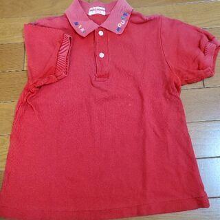 ミキハウスポロシャツ130半袖