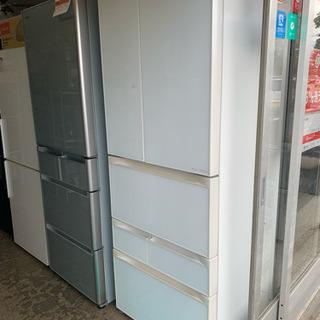 ▼東芝 冷蔵庫 510L 2013年 6ドア VEGETA 観音...