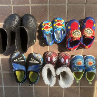 アンパンマン、等の子供靴