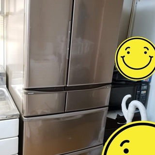 シャープ冷蔵庫6 ドア
