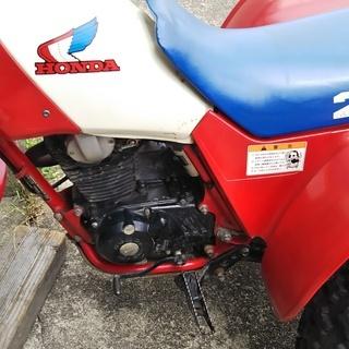 ATC200X 側車付軽二輪 他車交換可能