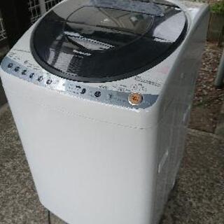 パナソニック縦型全自動洗濯乾燥機