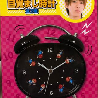 はじめしゃちよー 目覚まし時計
