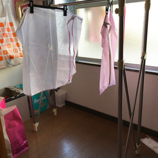 【お取引中】洗濯物干し