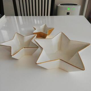 francfranc 星形皿~3枚セット~