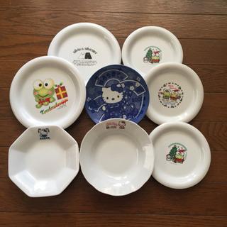 キャラクター皿各種