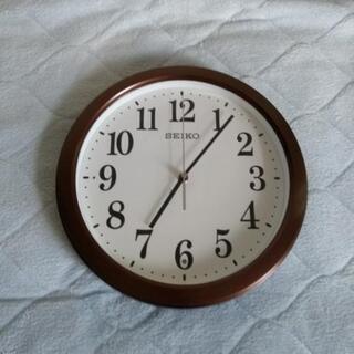 seiko 掛時計  電波時計