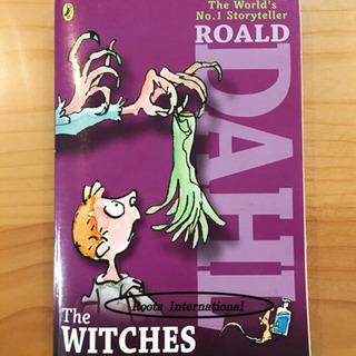 洋書 The WITCHES by Roald Dahl