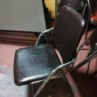 折り畳み椅子 会議椅子