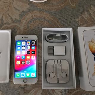 値下げしました SIMロック解除済み 新品未使用 iPhone6s