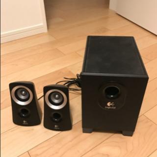 Logicool  Speaker System Z313 スピ...