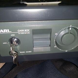 キャッシュボックス(CB-8500)未使用品