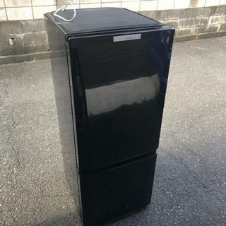 【三菱電機/MITSUBISHI】2ドア 冷凍冷蔵庫 146L ...