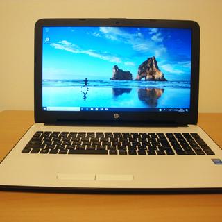HP ノートパソコン 15.6インチ大画面