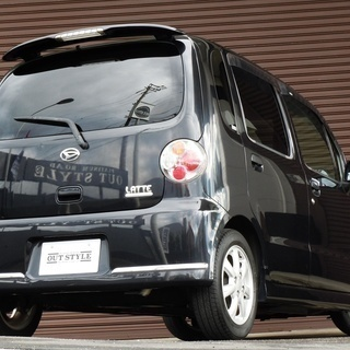ムーヴラテ(ブラック) 660クールVS キーフリーシステム 電動格納ドアミラ- − 岐阜県