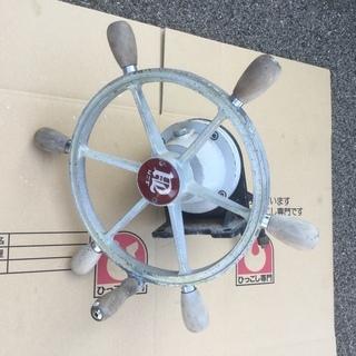 ユニカス手動油圧操舵装置 漁船