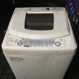 洗濯機7キロタイプ 日立??