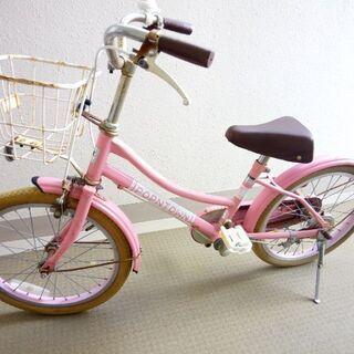 ★無料★18インチ自転車 引取り限定