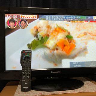 Panasonic テレビ 2010年 26型