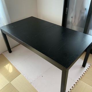 IKEA ダイニングテーブル  伸長式