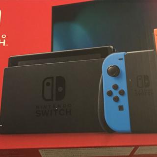 新品未使用 新型 Nintendo Switch ニンテンドース...