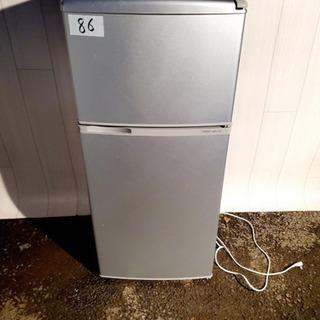 ✨🐣大感謝祭🐣✨ 86番 AQUA✨冷凍冷蔵庫❄️AQR-111...