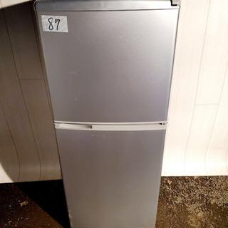 ✨🐣大感謝祭🐣✨ 87番 SANYO✨冷凍冷蔵庫❄️SR-141...