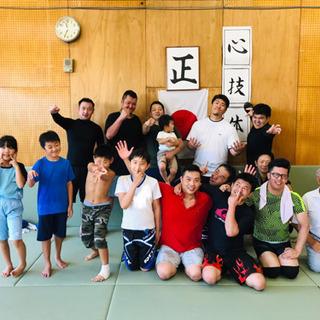 仙南で楽しく格闘技しませんか?