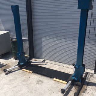 バンザイ 2柱リフト 自動車 車 整備 工具