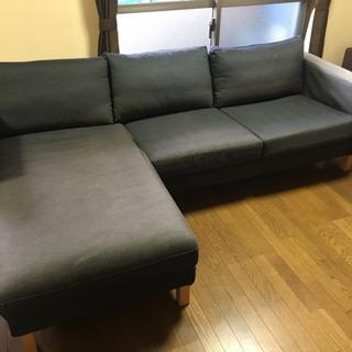 L字型ソファ ソファ IKEA 3人がけ