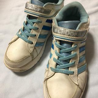 CHOOP 白運動靴  23.5cm
