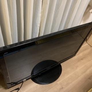 46型液晶プラズマテレビ