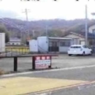★貸土地★  和歌山市岩橋 93.2坪  #資材置き場 #トラッ...