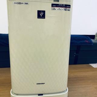 シャープ加湿空気清浄器