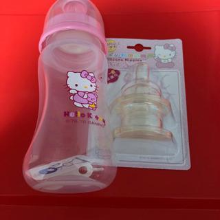 キティちゃん 哺乳瓶