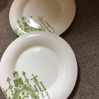 26㎝  皿  2枚セット  used