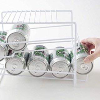 缶ストッカー(350ml用)& ティッシュホルダーマグネット(2組)