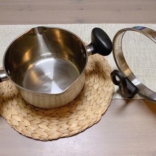 ザル不要鍋 多機能鍋