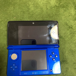 3DSと充電器