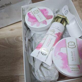 値下げ◆新品未使用◆lalineチェリーブロッサムの香り
