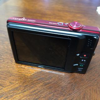 Nikon coolpix s6100 中古