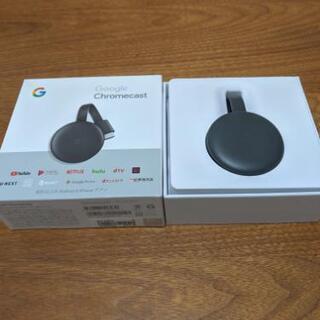 Google Chromecast第3世代 ほぼ新品