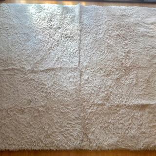 毛足の長いカーペット