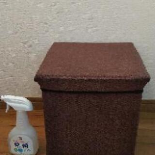 ダイソー500円の収納椅子☆篠崎駅付近か篠崎改札口でお渡し…