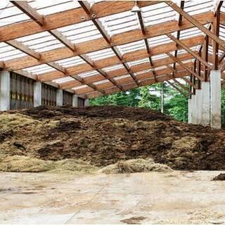 竹パウダー入り発酵牛ふん堆肥売ります!