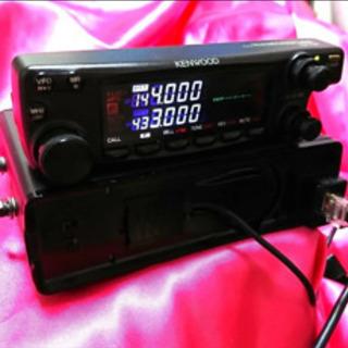 値下げ!アマチュア無線!KENWOOD TM732