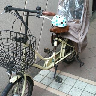子供乗せ自転車 値下げしました☆