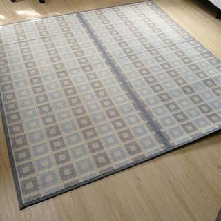 ニトリ 竹のカーペット