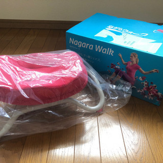 【新品】ながらウォーク ピンク らくらく骨盤運動