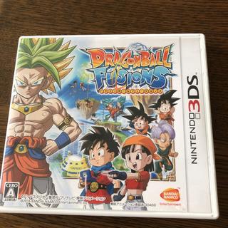 「ドラゴンボールフュージョンズ」 3DSカード付属